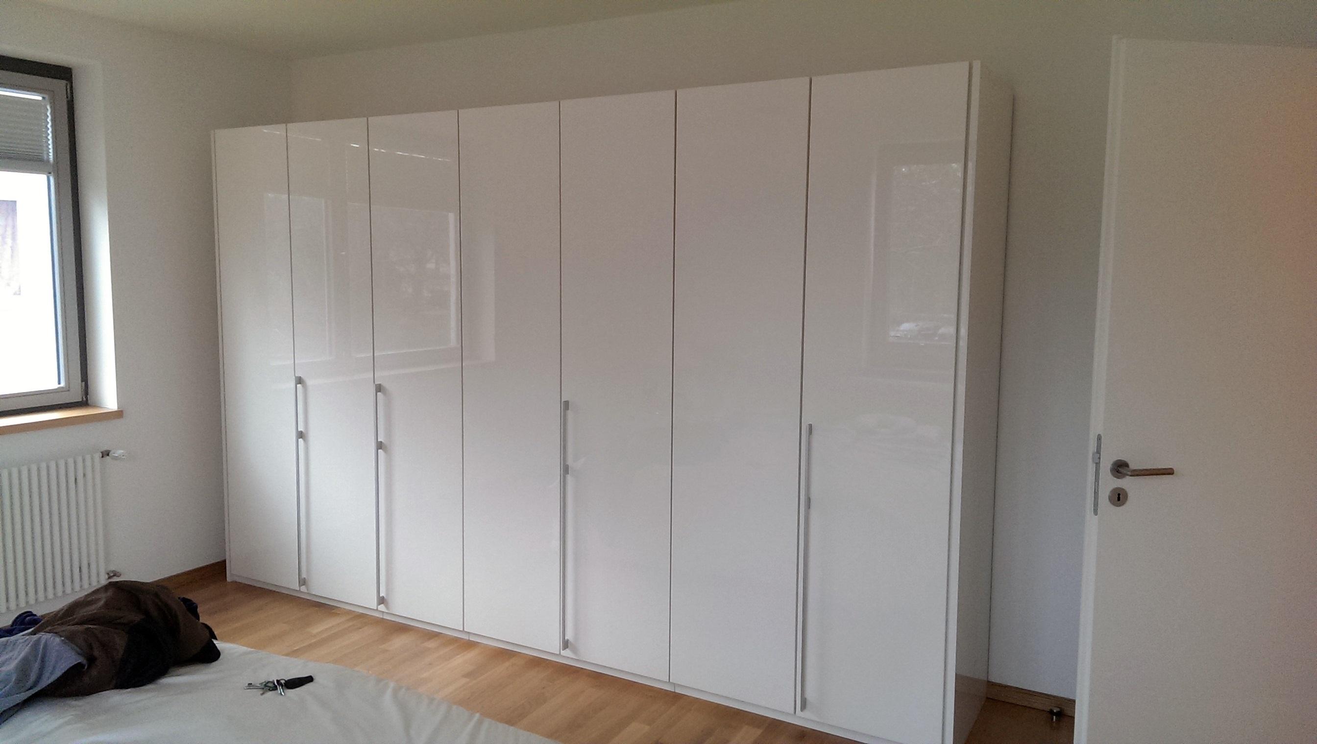 Möbelmontage Aufbau Eines Loddenkemper Kleiderschranks