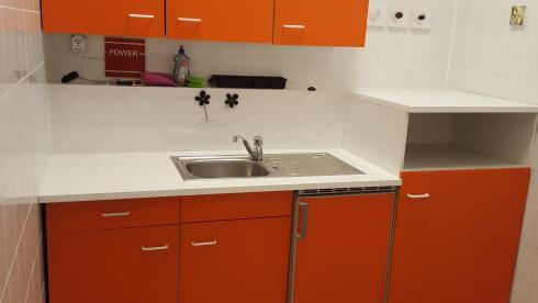 Küche Arbeitsplatte erneuern, Berlin, Handwerker Berger
