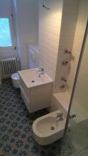 Wand WC, Wand Bidet, Handwerker Berger, D.B.Allroundservice